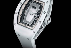 , Winter White: A New Richard Mille for Women Has Arrived, Saubio Making Wealth