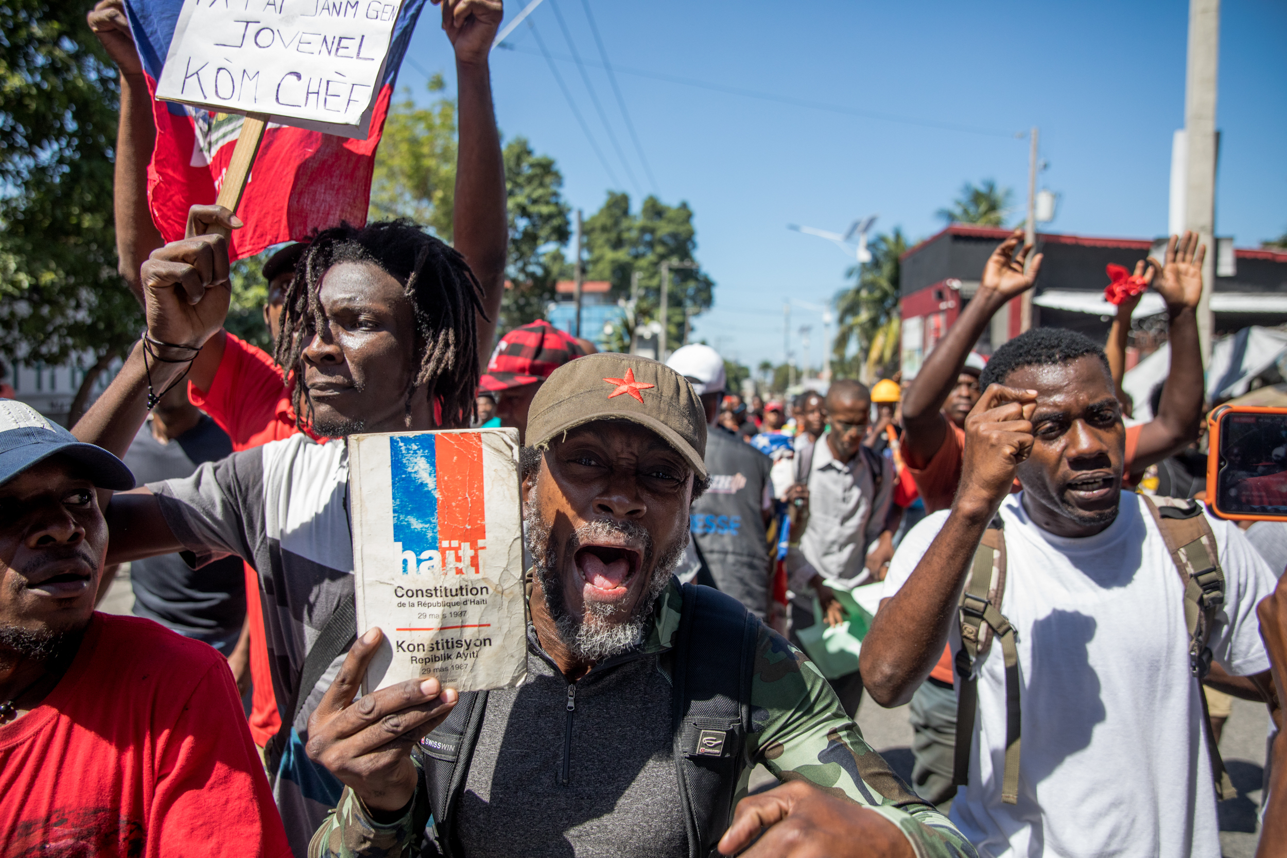 , Biden's ICE Is Deporting Hundreds of Haitians While the Country Is in Chaos, Saubio Making Wealth
