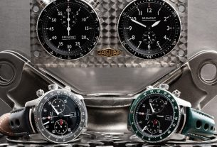 , Bremont Watches unveils a Limited-Edition Jaguar E-Type 60th Anniversary Collection, Saubio Making Wealth