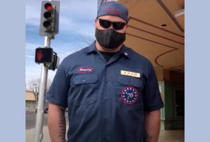 , Cop Seen Attending Proud Boy Rally Sure Dresses Like a Proud Boy, Saubio Making Wealth