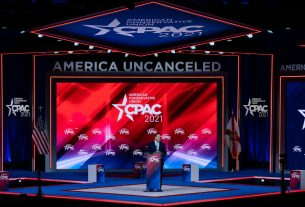 , CPAC Stage Designers Swear Nazi Symbol Was an Accident and Stop Being Mean, Saubio Making Wealth