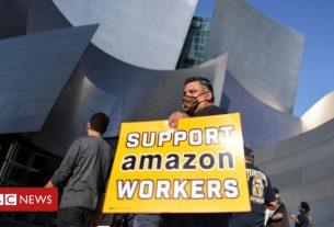 , Historic Amazon union drive set to conclude, Saubio Making Wealth