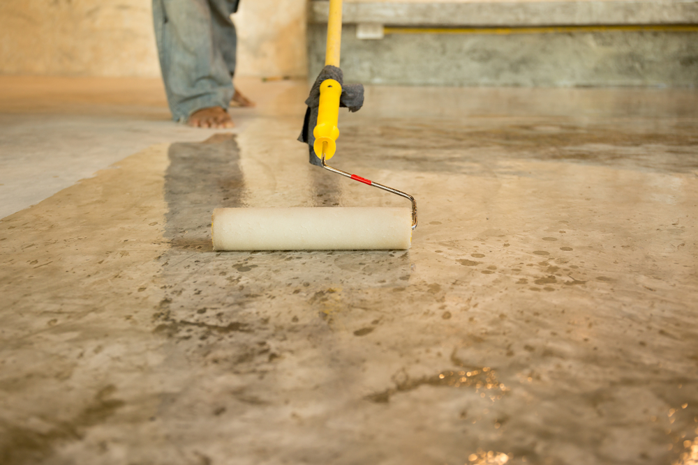 , How to Make Concrete Floors More Attractive and Easier to Clean, Saubio Making Wealth