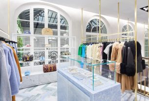, KITH Open its first European Flagship Store in Paris, Saubio Making Wealth