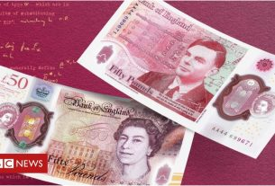 , New Alan Turing £50 note design is revealed, Saubio Making Wealth
