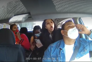 , Nightmare Uber Rider Who Coughed On Her Asian Driver Will Turn Herself In to Police, Saubio Making Wealth
