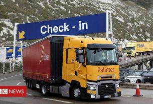 , UK exports to European Union drop 40% in January, Saubio Making Wealth