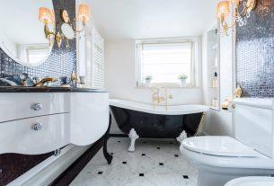 , 8 Ways to Freshen Up Your Bathroom Design Easily, Saubio Making Wealth