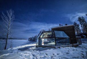 , Aesthetic Masterpiece Accommodation Offering Windows on the World, Saubio Making Wealth