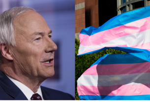 , Arkansas Just Became the First State to Ban Health Care for Trans Kids, Saubio Making Wealth