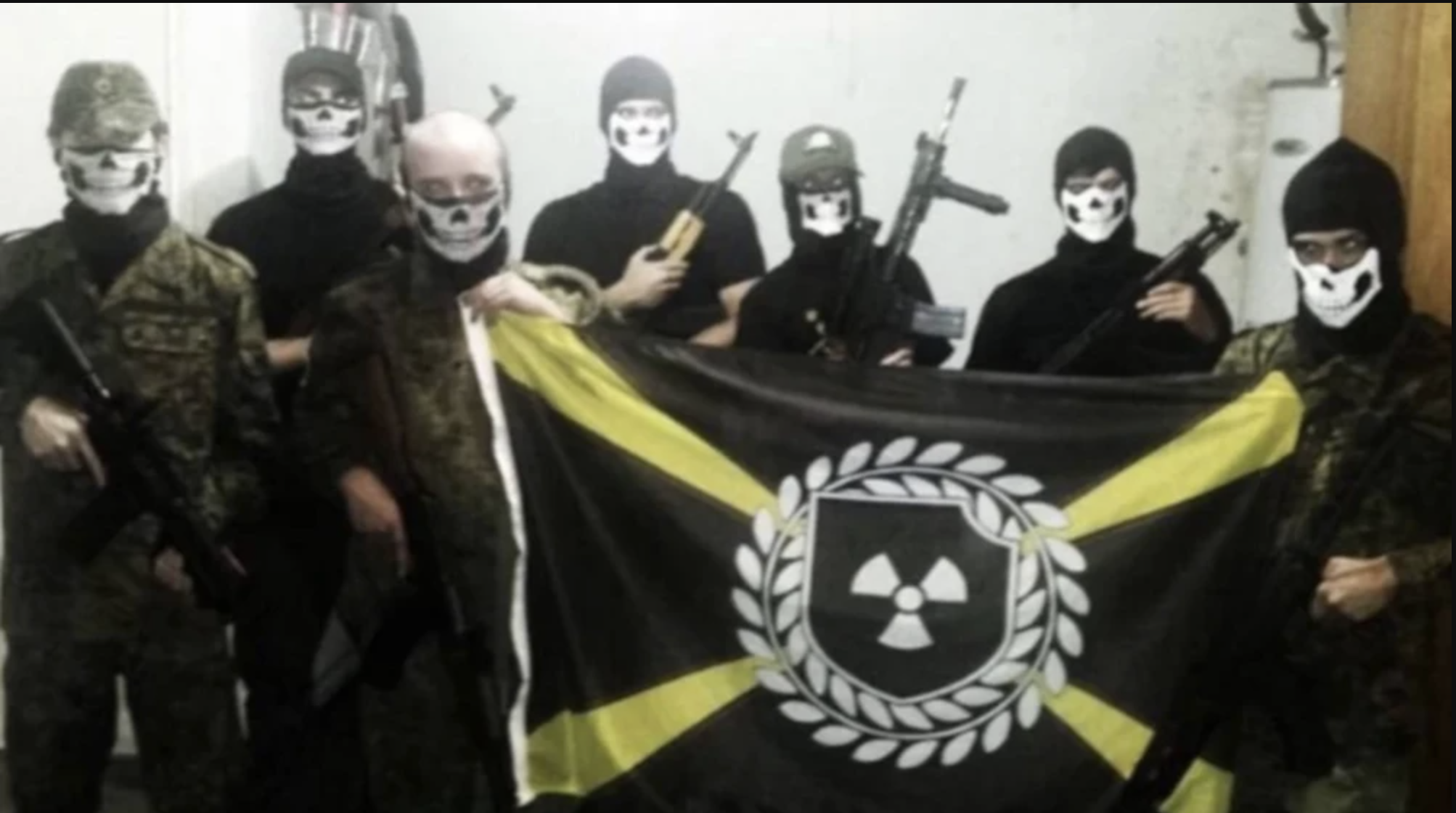 , Atomwaffen Division Leader Pleads Guilty to Terror-Related Crimes, Saubio Making Wealth