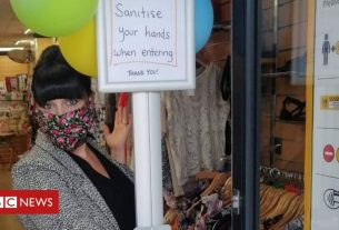 , Charity shops tell donators: 'Think before giving', Saubio Making Wealth