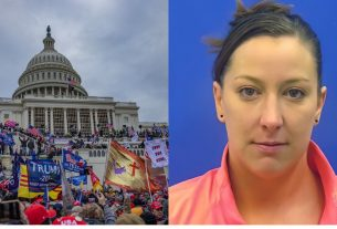, Cop Who Killed Ashli Babbitt During Capitol Riot Won't Face Federal Charges, Saubio Making Wealth