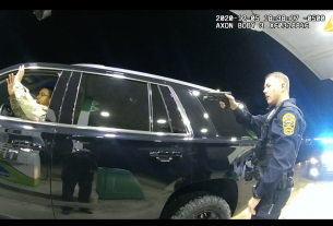 , Cops Caught on Video Holding a Black Army Lieutenant at Gunpoint, Then Pepper-Spraying Him, Saubio Making Wealth