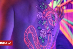 , Could electric tattoos be the next step in body art?, Saubio Making Wealth