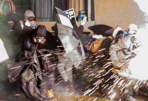 , Daunte Wright Protesters Are Facing Militarized Cops, Saubio Making Wealth