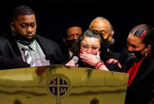 , Daunte Wright's Funeral Was Filled With Calls to End Police Brutality, Saubio Making Wealth