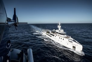 , 'GAME CHANGER' The Ultimate Expedition Yacht Available For Charter, Saubio Making Wealth