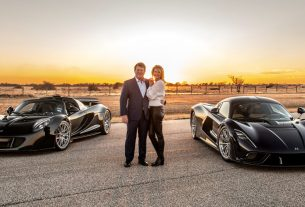 , Hennessey Celebrates 30 Years of Making Fast Cars Even Faster, Saubio Making Wealth