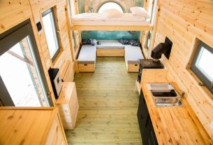 , Luxury Living in a Tiny Home, Saubio Making Wealth