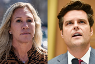 , Marjorie Taylor Greene, Matt Gaetz Launch 'Anglo-Saxon' 'America First' Caucus, Saubio Making Wealth