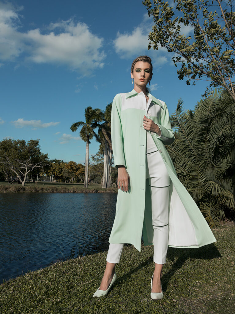 , Modern Woman is the Muse for KARIGAM Designer Karina Gamez, Saubio Making Wealth