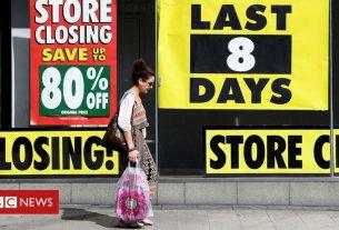 , One in seven shops lie empty after lockdown, Saubio Making Wealth