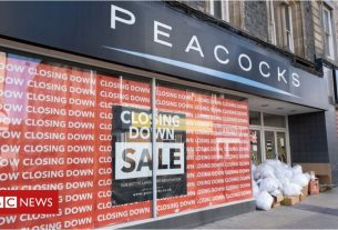 , Peacocks stores back in business but only half will reopen, Saubio Making Wealth
