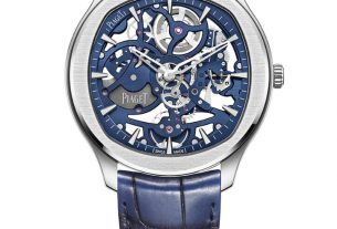 , Piaget goes ultra-thin with the brand new Piaget Polo Skeleton Watches, Saubio Making Wealth