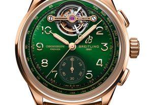 , Premier B21 Chronograph Tourbillon 42 Bentley Limited Edition, Saubio Making Wealth