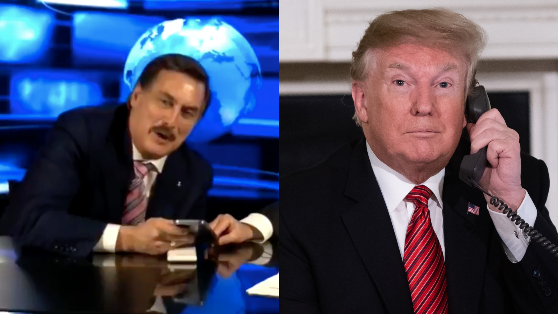, Someone Just Tricked the MyPillow Guy Into Thinking President Trump Called His Cell Phone, Saubio Making Wealth
