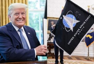 , Trump's Space Force Is Totally Serious, Stop Laughing, Saubio Making Wealth