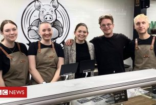 , Vegan butchers: Could one be opening on your high street?, Saubio Making Wealth