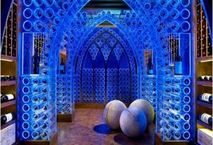 , Wine Lover? These Are The World's Most Extravagant Wine Cellars, Saubio Making Wealth