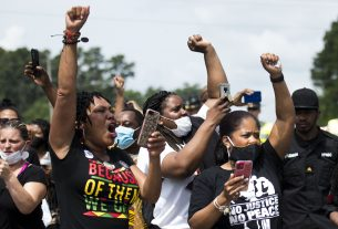 , Black Lives Matter Protesters Say Judge Tried to Run Them Down With His Car, Saubio Making Wealth