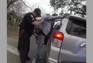, Cops Strip-Searched a Black Teen in the Street in Broad Daylight, Saubio Making Wealth