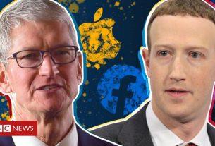 , Facebook v Apple: The ad tracking row heats up, Saubio Making Wealth