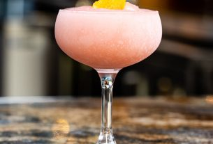 , Frosé All Day, The Cocktail For Those Warm Nights, Saubio Making Wealth