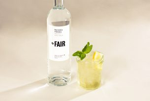 , Make The Andean Mule by FAIR Drinks, Saubio Making Wealth
