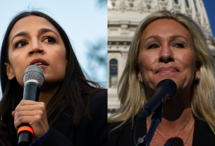, Marjorie Taylor Greene Once Told AOC to 'Get Rid of Her Diaper' and Face Her, Saubio Making Wealth