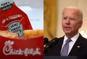 , Republicans Are Blaming Joe Biden for the Great Chick-fil-A Sauce Shortage of 2021, Saubio Making Wealth