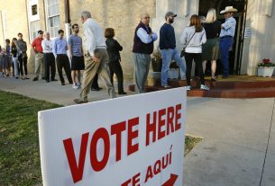 , Republicans Are Making Texas' Strict Voting Laws Even Tighter, Saubio Making Wealth