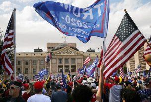 , The GOP Clownshow to Steal Arizona Ruined Hundreds of Voting Machines, Saubio Making Wealth