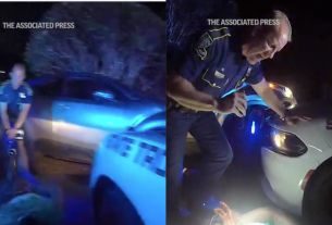 , Video Shows Black Man Saying 'I'm Scared' Before Cops Beat and Dragged Him, Saubio Making Wealth