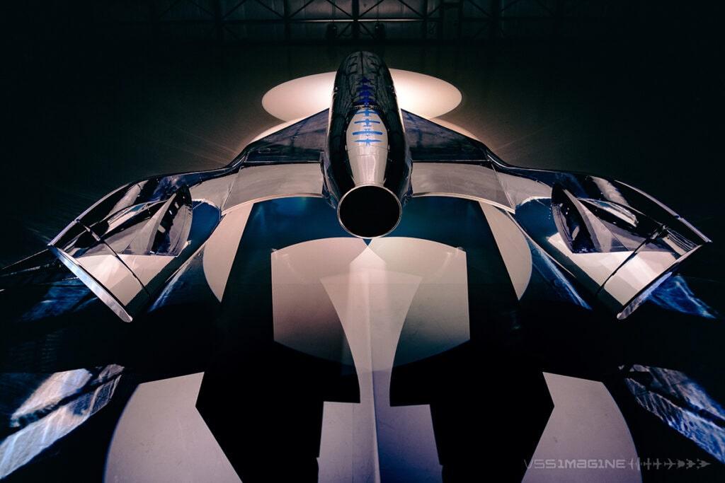 , Virgin Galactic Unveils VSS Imagine, The First SpaceShip III In Its Growing Fleet, Saubio Making Wealth