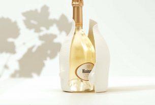 , Champagne Ruinart Blanc de Blancs Unveils Second Skin, Saubio Making Wealth