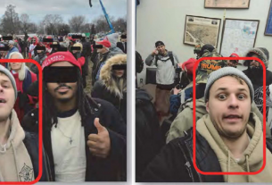 , Cop Arrested For Capitol Riot Said He Wanted to 'Fuck Up Some Commies', Saubio Making Wealth