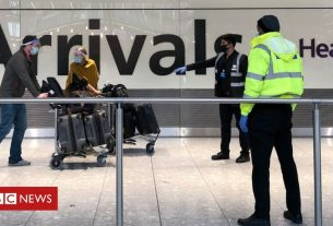 , Covid-19: Red list arrivals terminal opens at Heathrow Airport, Saubio Making Wealth