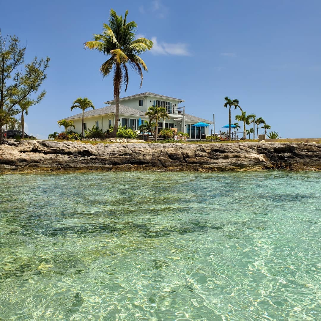, Idoneus Makes Exquisite 21 Acre Bahamas Property Available for Cryptocurrency, Saubio Making Wealth