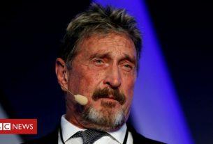 , John McAfee: Anti-virus creator found dead in prison cell, Saubio Making Wealth